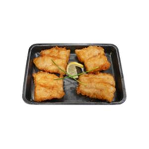 Gebacken Fisch