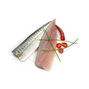 Makreel met huid losse filet