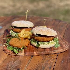 Fischburger - Patties